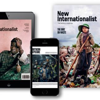 New Internationalist Bundle of Digital and Print Subscriptions