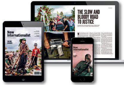 New Internationalist Digital Subscription Products
