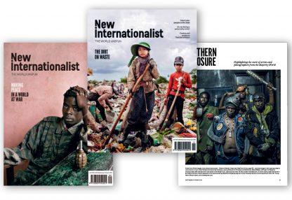 New Internationalist Print Magazines